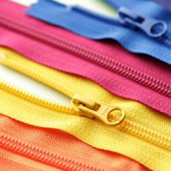 Coil Zipper Standard