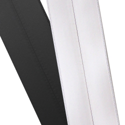 PU Laminated zipper